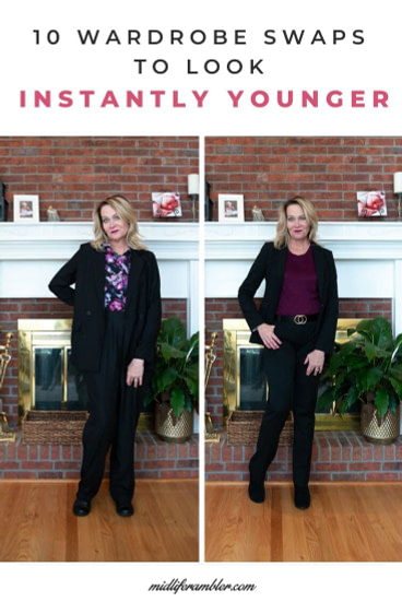 10 Wardrobe Swaps You Need to Make to Instantly Look Younger 32