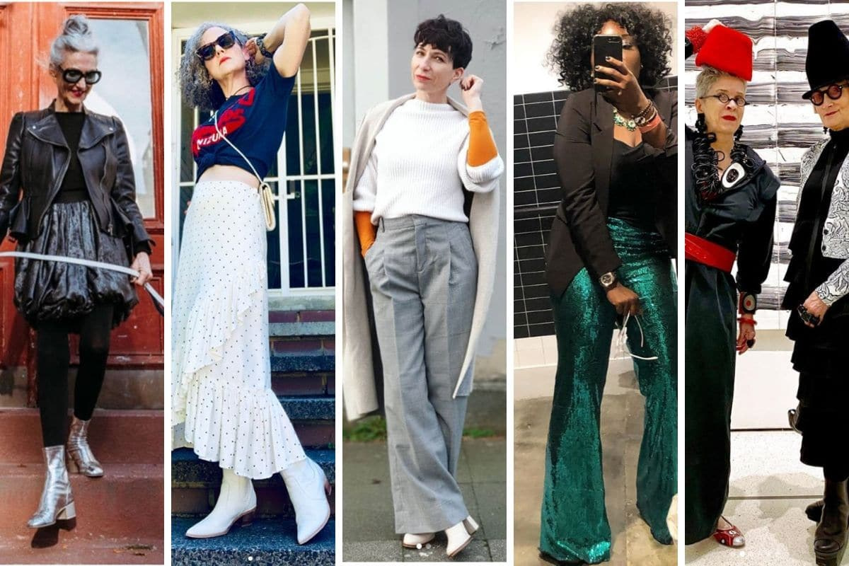 Instagrammers to follow for Ageless Style