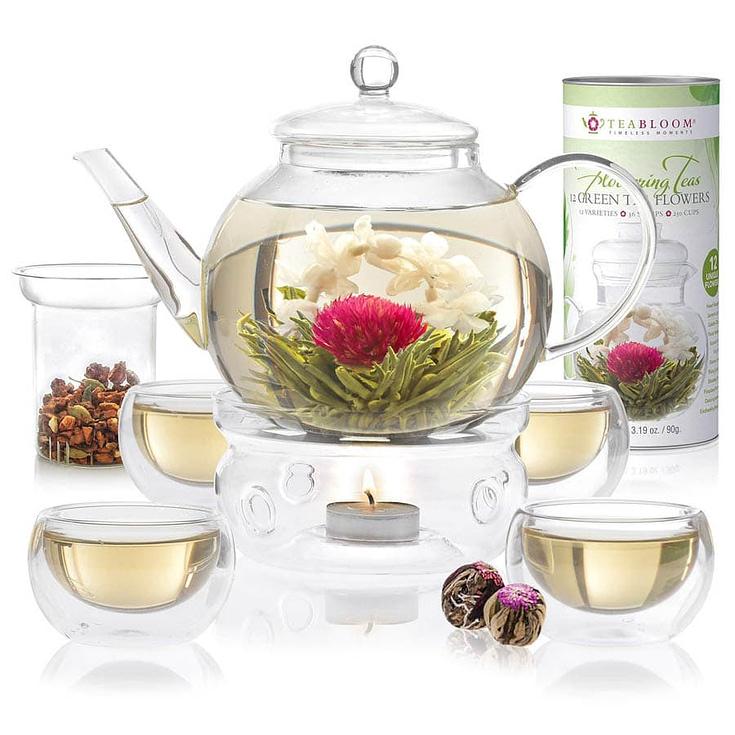 Teabloom Complete Tea Set