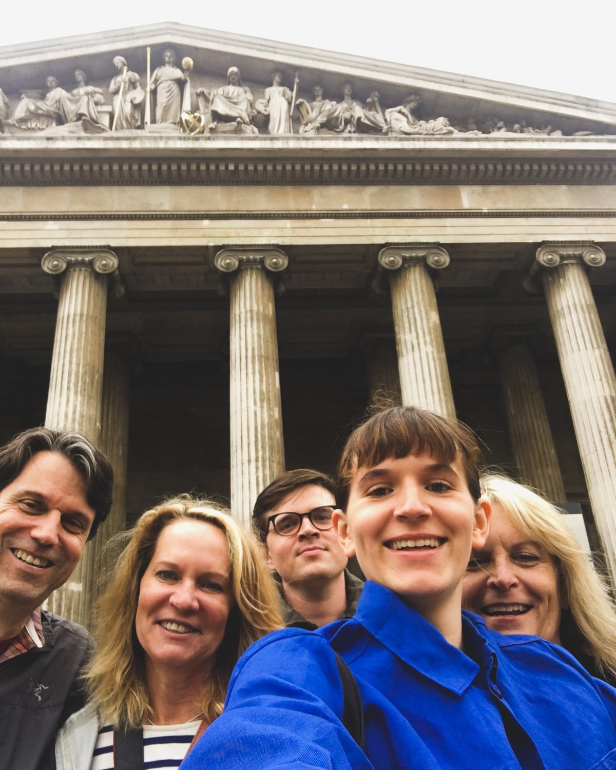 How To Plan A Successful Family Vacation With Your College