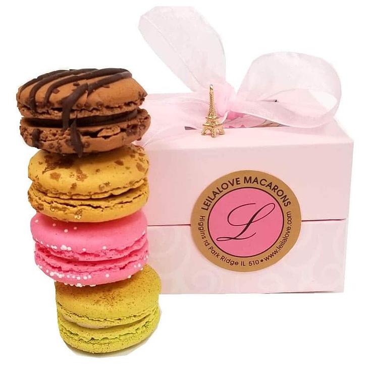 LeilaLove Macarons