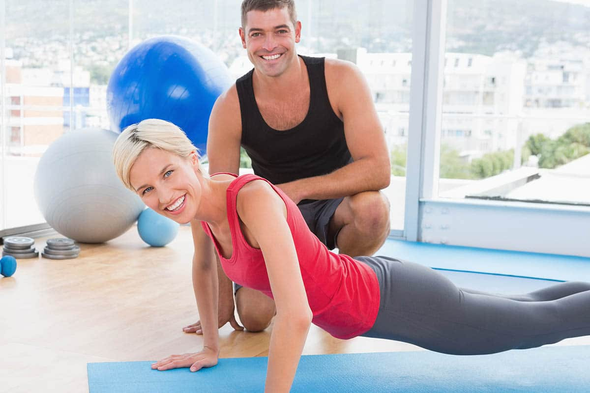 These Three Exercises are All You Need to Get a Full Body Workout at Home