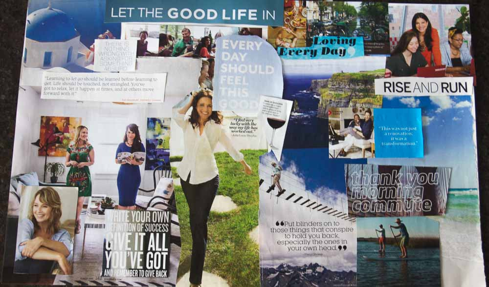 The Science (And Magic) of Vision Board