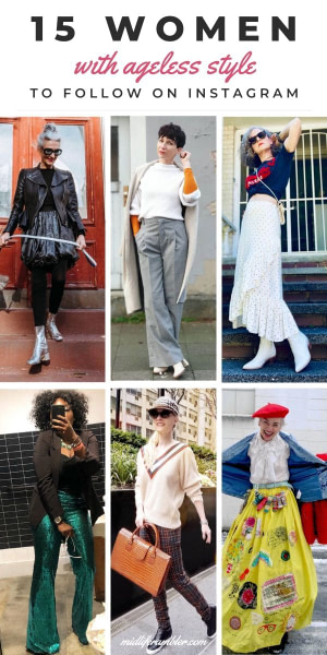 15 Instagrammers with Ageless Style Who Prove You Can Wear What You Want 4