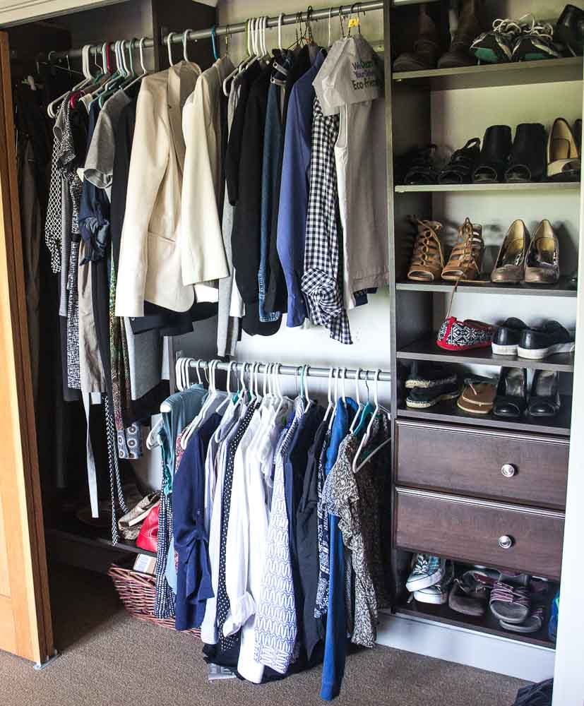 My KonMari Tidy Up - One Month Later