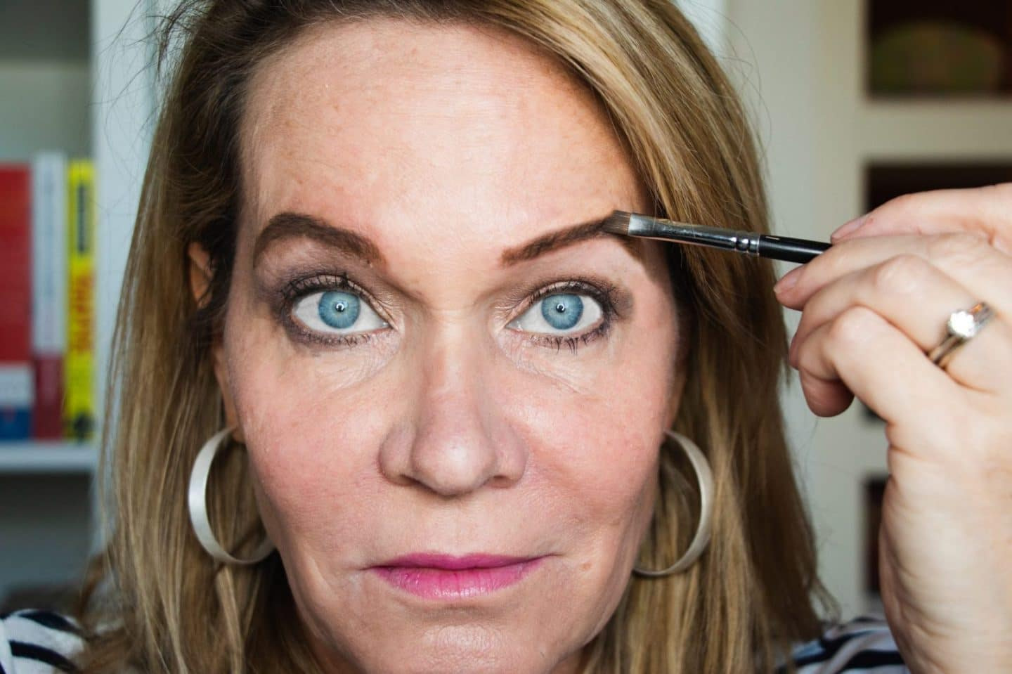 How to Make Your Thinning, Over-Plucked Aging Eyebrows Look Lush and Full 12