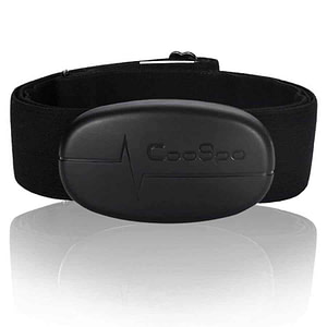 CooSpo Ant+ Bluetooth Heart Rate Monitor Chest Strap