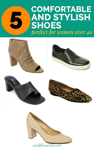 5 Comfortable and Stylish Shoes Perfect for Women Over 40 18