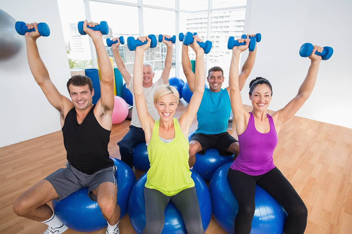 Benefit of strength training in older adults