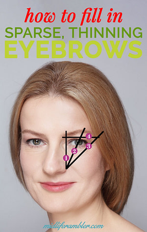 How to Make Your Thinning, Over-Plucked Aging Eyebrows Look Lush and Full 21