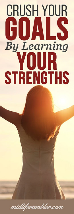 There are many benefits of strength coaching to learn your strengths in midlife. If you're planning on staying in your career until you retire, knowing your strengths and how best to use them can help you become happier and more effective in your current role. And if you're currently thinking about a career change or new opportunity, knowing your strengths can help you identify the role that's uniquely right for you.