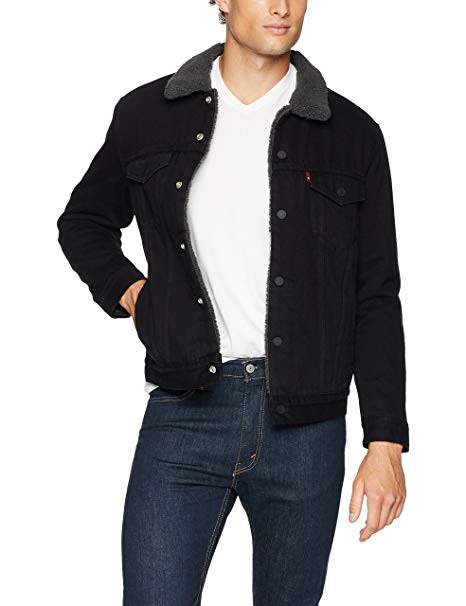 Levi's Men's Type III Sherpa Jacket
