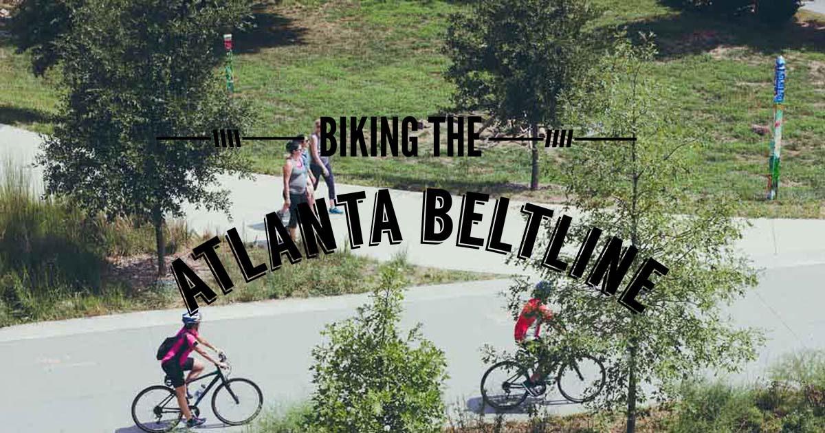 Biking the Atlanta Beltine
