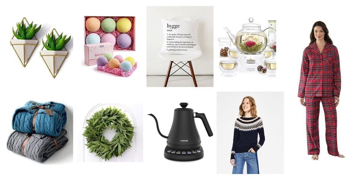25 Great Christmas Gifts for the Hygge Lover in Your Life