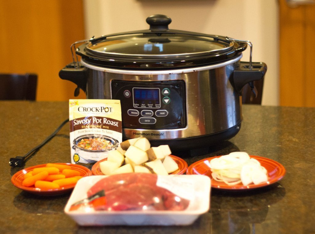 Slow Cooker Pot Roast for Two - 25+ Great Slow Cooker Meals Just Right for Two People